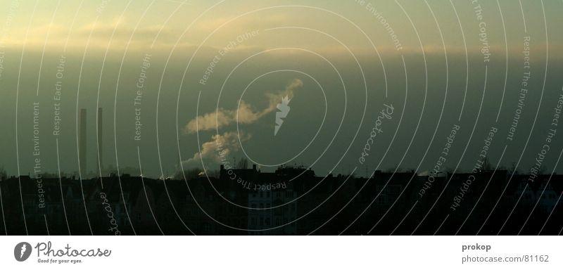 Villo Pesto Himmel Natur Stadt Landschaft Wolken dunkel Umwelt Traurigkeit grau Horizont dreckig hoch Industrie Rauch Skyline Duft