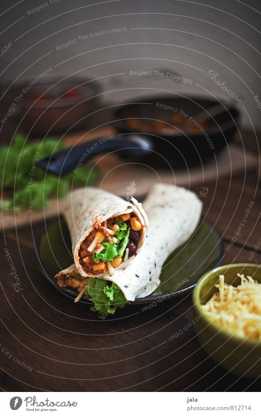 burritos Lebensmittel Gemüse Teigwaren Backwaren Burritos Wraps Ernährung Mittagessen Bioprodukte Vegetarische Ernährung Geschirr Teller Schalen & Schüsseln