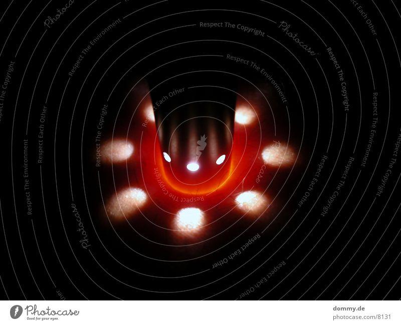 Ufo UFO rund Makroaufnahme Nahaufnahme außerirdisch Licht