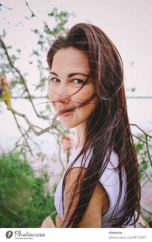 schön Sommer Erholung Freude Wärme Leben Gefühle feminin Gesundheit Freiheit außergewöhnlich Stimmung Lifestyle Freizeit & Hobby wild elegant