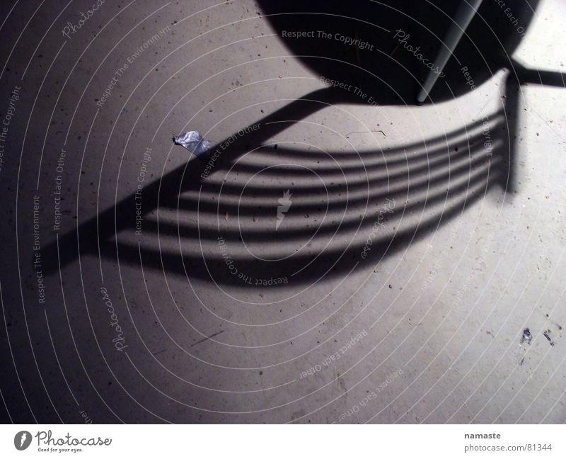 shadow dunkel Gefühle Stuhl Baustelle außergewöhnlich Möbel