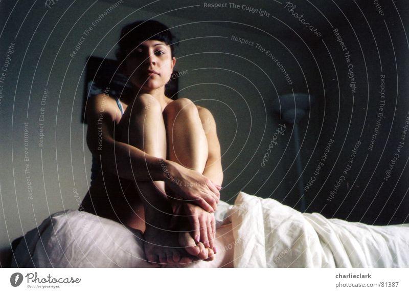 Awake Frau