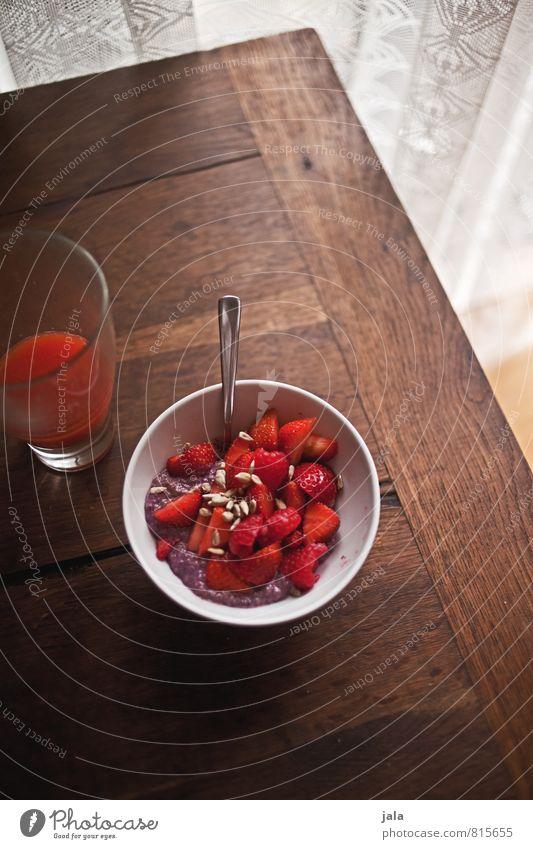 müsli Lebensmittel Frucht Getreide Erdbeeren Müsli Ernährung Frühstück Bioprodukte Vegetarische Ernährung Getränk Erfrischungsgetränk Saft Schalen & Schüsseln