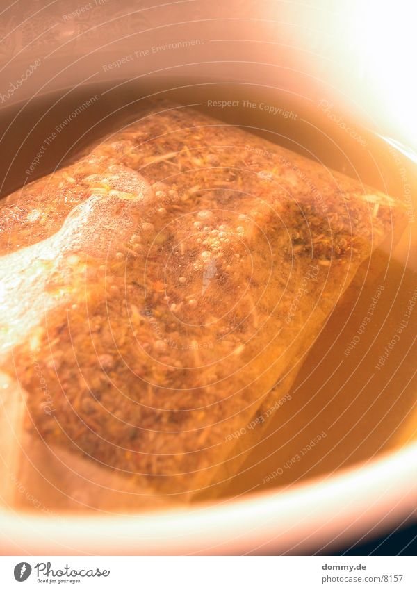 heißer Tee Gesundheit Kamille