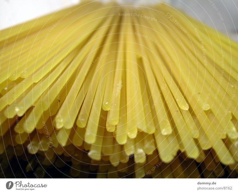 unendliche Weiten Spaghetti Nudeln lecker Gesundheit hartweizen