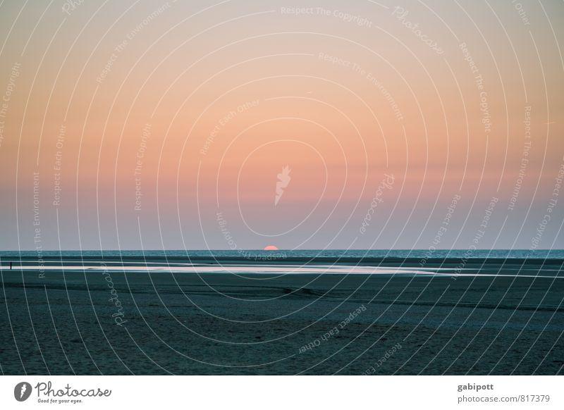 bis morgen dann Himmel Natur Ferien & Urlaub & Reisen schön Farbe Wasser Sommer Sonne Erholung Landschaft Strand Winter Umwelt Leben Herbst Küste