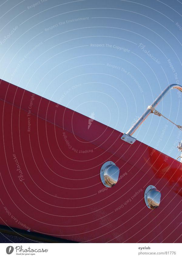 Komm Pam...wir fahrn mal raus ! See blond Oberkörper Wasserfahrzeug Sportboot Reling Rettungsring Bullauge rot Freizeit & Hobby Ferien & Urlaub & Reisen