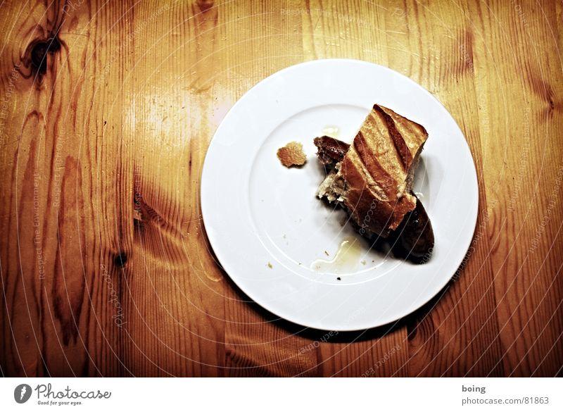Discomania Ernährung berühren Speise Teile u. Stücke Gastronomie Karneval Teller Abendessen Fleisch Grill Wurstwaren Bratwurst Fastfood Kochen & Garen & Backen