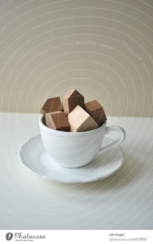 hausgemacht VORNE Dessert Kaffeetrinken Getränk Heißgetränk Milch Kakao Tee Tasse Stil einzigartig lecker selbstgemacht Farbfoto Studioaufnahme Kunstlicht