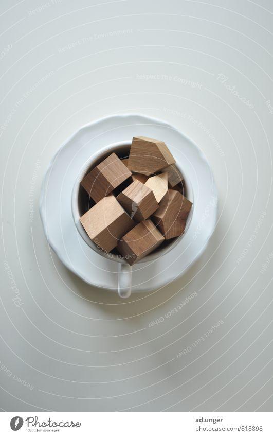 hausgemacht OBEN Dessert Getränk Heißgetränk Milch Kakao Kaffee Tee Tasse Lifestyle Stil einzigartig lecker selbstgemacht Farbfoto Studioaufnahme Kunstlicht