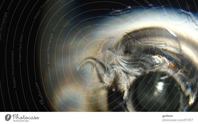 Liquid_Aliens Wasser Farbe Spielen hell Fotografie Glas Hintergrundbild verrückt Kugel Flüssigkeit obskur Erdöl Geister u. Gespenster falsch Mischung mystisch