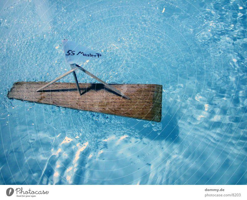 SS MasterP Wasser Holz Wasserfahrzeug Spielzeug