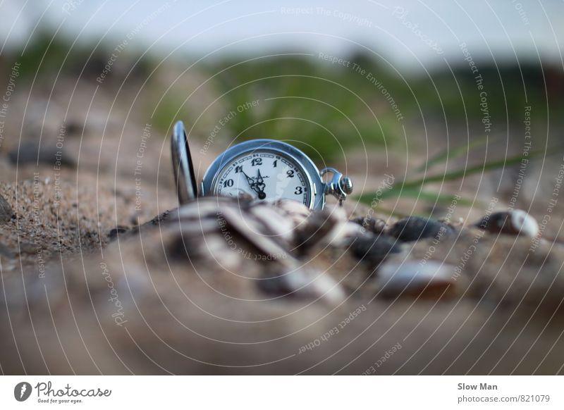 Diktat-uhr Ferne Zeit Uhr Geschwindigkeit Vergänglichkeit Pause Eile Flugzeugstart Sitzung Stress Sandstrand Termin & Datum Stundenzeiger Verabredung