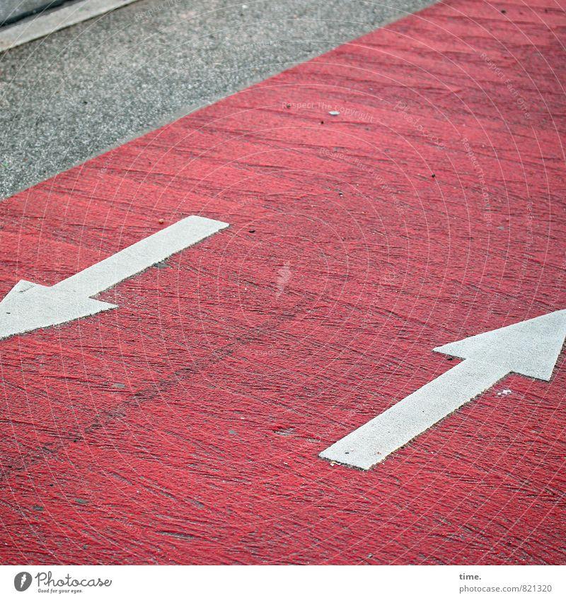 !Trash! | Verkehrserziehung Stadt Straße Bewegung Wege & Pfade Linie Schilder & Markierungen Verkehr Kommunizieren Fahrradfahren Zeichen Güterverkehr & Logistik Sicherheit Asphalt Pfeil Konzentration Verkehrswege