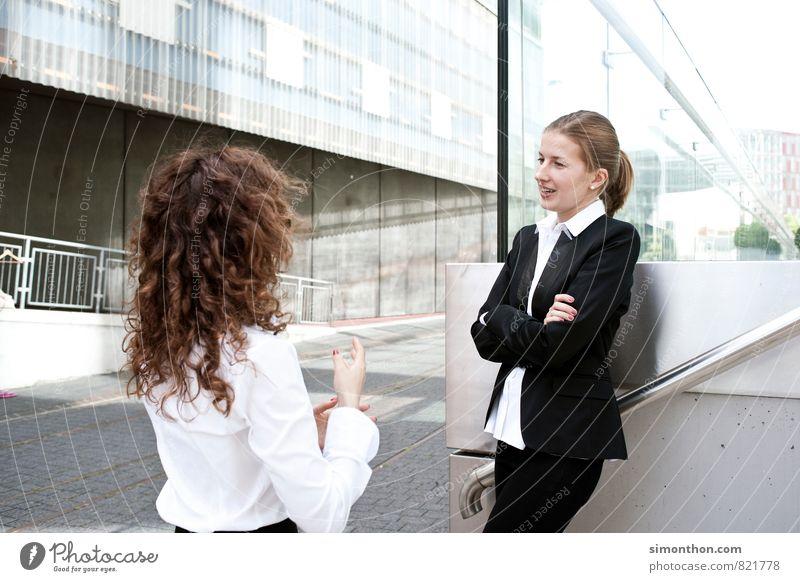 Smalltalk Business Kommunizieren Pause planen Netzwerk Team Leidenschaft Partnerschaft Dienstleistungsgewerbe Stress Konflikt & Streit Beratung Teamwork Konkurrenz Mitarbeiter Identität