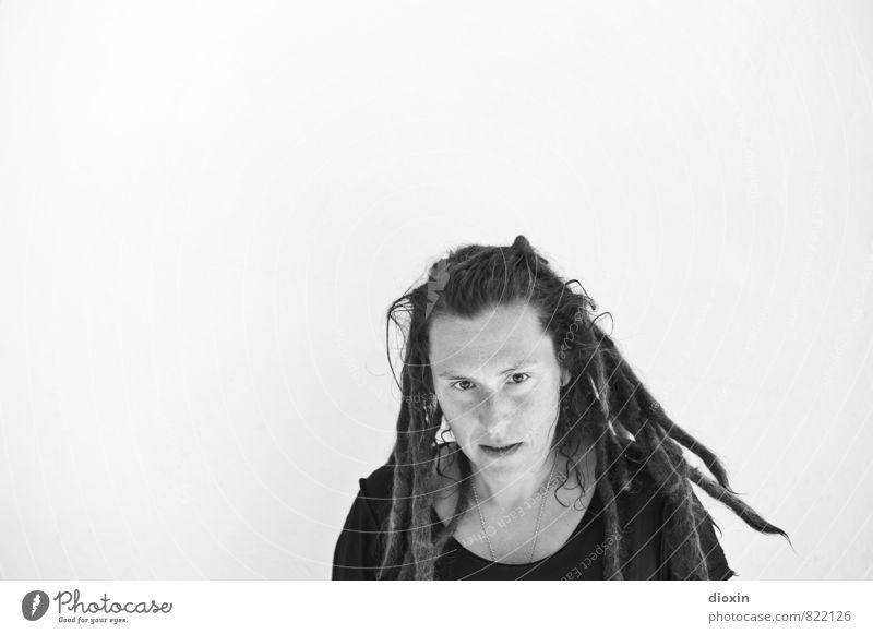 Aggroturismo 3 | Have a break... Mensch feminin Junge Frau Jugendliche Erwachsene Kopf Haare & Frisuren Gesicht 1 30-45 Jahre Jugendkultur Subkultur T-Shirt