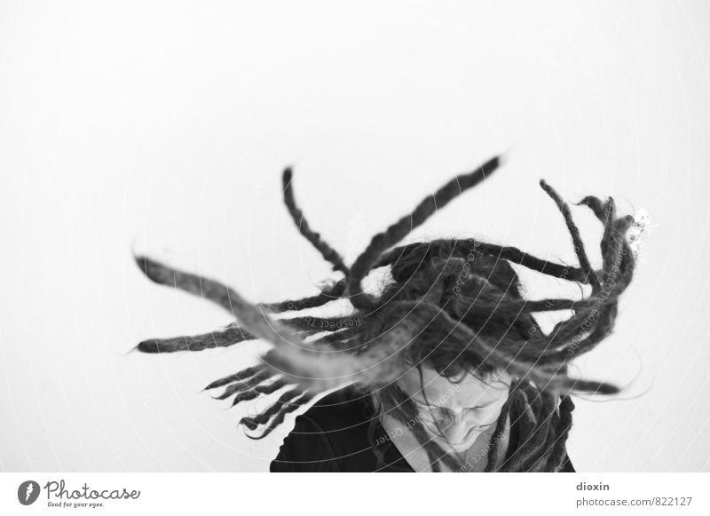 Aggroturismo 4 | Seen and done Mensch feminin Junge Frau Jugendliche Erwachsene Kopf Haare & Frisuren Gesicht 1 30-45 Jahre Tanzen Jugendkultur Subkultur
