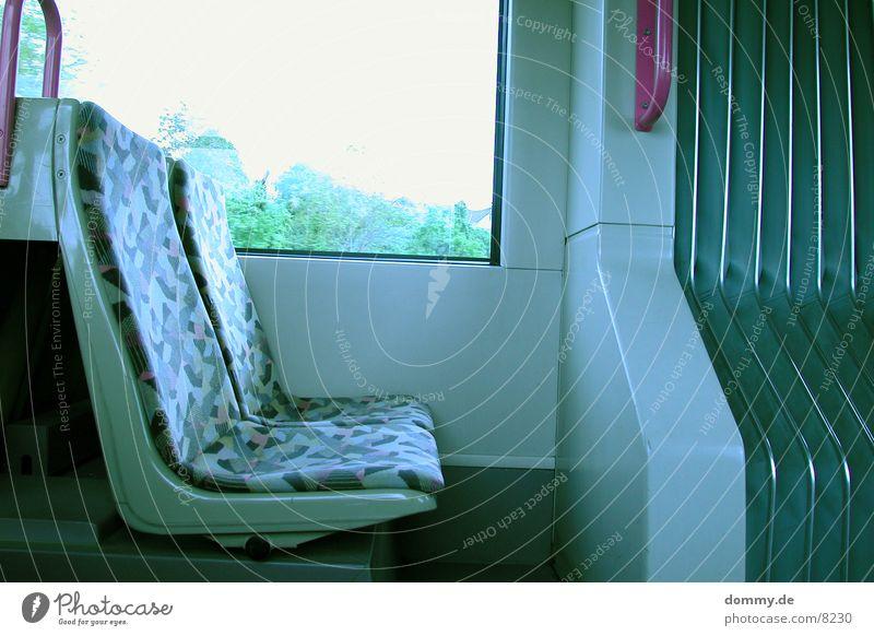 mein linker, linker Platz ist leer ich wünsche... Fenster frei fahren Freizeit & Hobby Sitzgelegenheit Straßenbahn