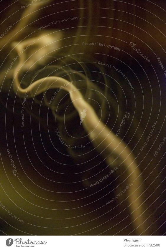 SX-177 Licht Zeit Spirale grün kreisen Dunst Gefühle durchscheinend Rauchzeichen Impuls Konzentration Makroaufnahme Nahaufnahme schön Strukturen & Formen
