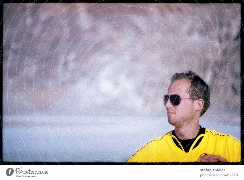 in der wüste Berge u. Gebirge Wärme Sand Wind Felsen mehrere Wüste dünn Physik heiß trocken Sonnenbad viele Sonnenbrille beige Durst