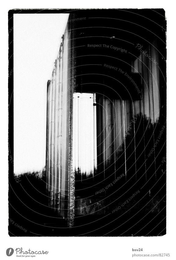 Das Ding Dinge Stahl Eisen schwarz Dingsbums Schmiedestahl Schrott Baustahl Schwarzweißfoto Etwas skuril Metall trist Konzepte & Themen nicht lebendes objekt