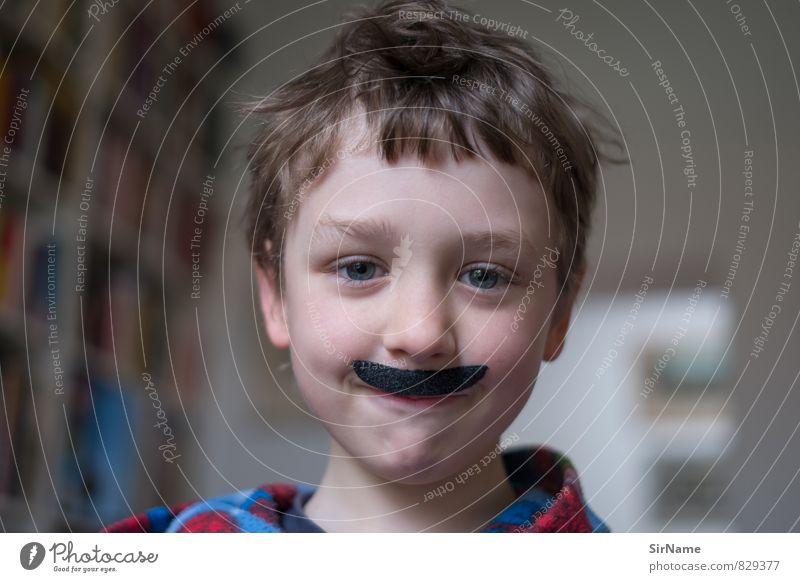 265 [Schelmische Neuauflage] Mensch Kind Freude natürlich Junge Spielen Zufriedenheit Kindheit Fröhlichkeit Kreativität Lächeln Lebensfreude Idee einfach