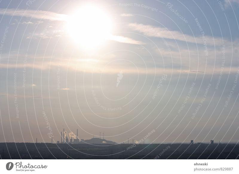 Energiewende Sonne Umwelt Energiewirtschaft Klima Rauch Umweltschutz Sonnenenergie Schornstein Abgas Klimawandel Umweltverschmutzung Erneuerbare Energie