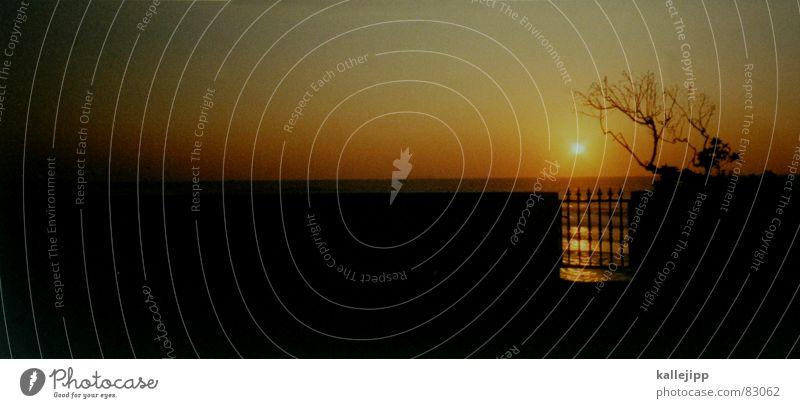 garten eden Schundroman Page Sonnenuntergang Meer Romantik Kitsch Strand Küste Atlantik Portugal Europa Kontinente Ferien & Urlaub & Reisen Freizeit & Hobby
