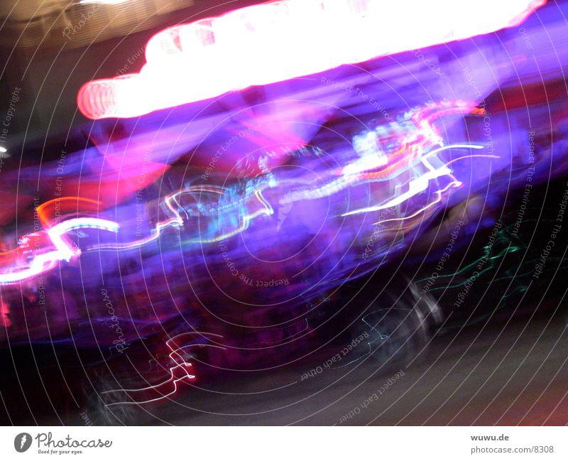 Lila Hurricane violett Wirbelsturm