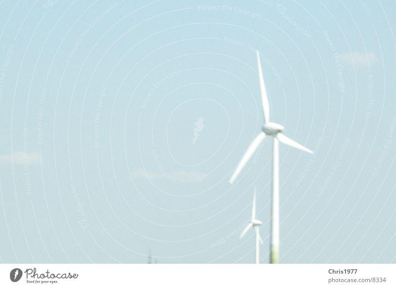 windrad2 Bewegung Energiewirtschaft Windkraftanlage Erneuerbare Energie