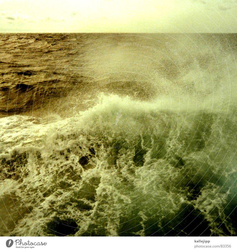 seekrank Wasser Meer See Wellen Nordsee Ostsee Schifffahrt Wasseroberfläche Mittelmeer Buhne Atlantik Überfahrt Dampfschiff Wasserfahrzeug Wasserstand
