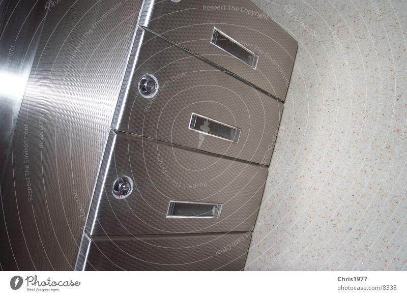 briefkästen Briefkasten Dinge aus Metall - Innenaufnahme