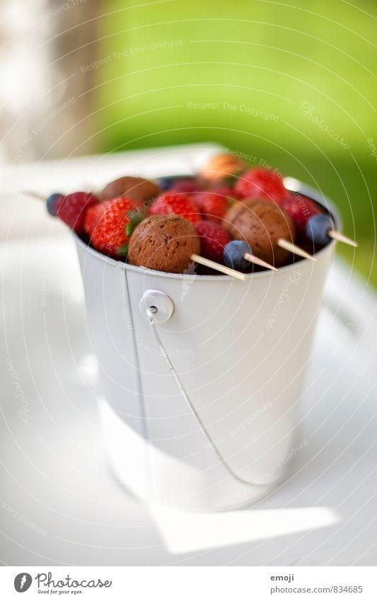 berry Sommer Frucht Ernährung süß lecker Kuchen Beeren Picknick Dessert Fingerfood