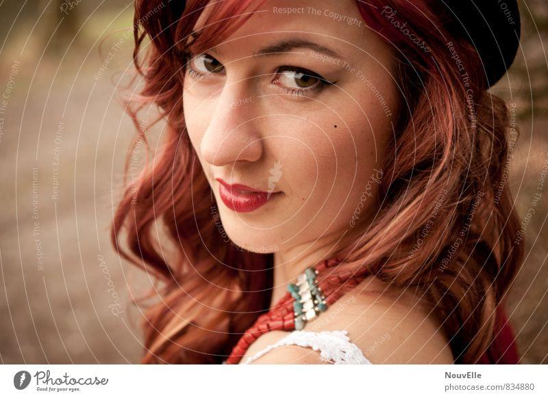 If you don't mind. Mensch feminin Junge Frau Jugendliche Erwachsene 1 13-18 Jahre Kind 18-30 Jahre Mode Bekleidung Accessoire Schmuck Hut Haare & Frisuren