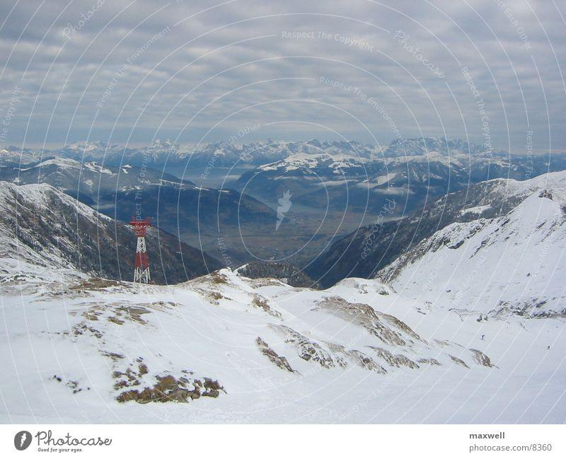 zellamsee Winter Schnee Berge u. Gebirge Alpen Österreich Gletscher