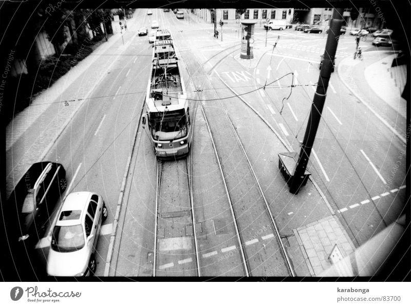 almost new york Stadt Ferien & Urlaub & Reisen Straßenverkehr Verkehrswege New York City Straßenbahn Schnellstraße