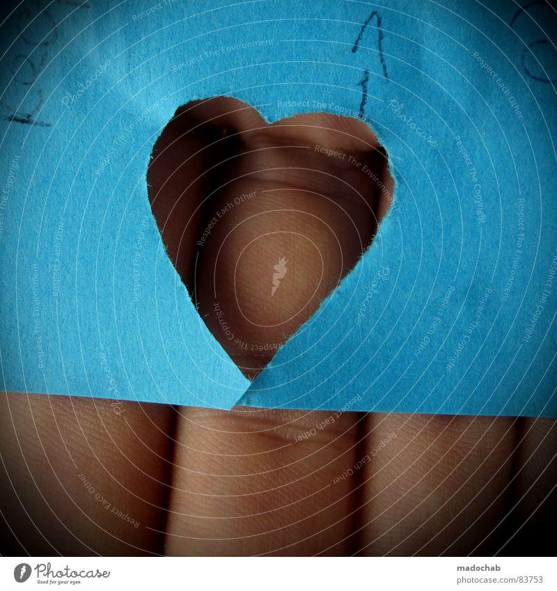FOR YOU MARIKA! - LOVE YOU LIKE CRAZY schenken Valentinstag Liebe brechen Liebeskummer Gefühle Flirten Partnerschaft Hand Geschenk Zusammensein Romantik schön