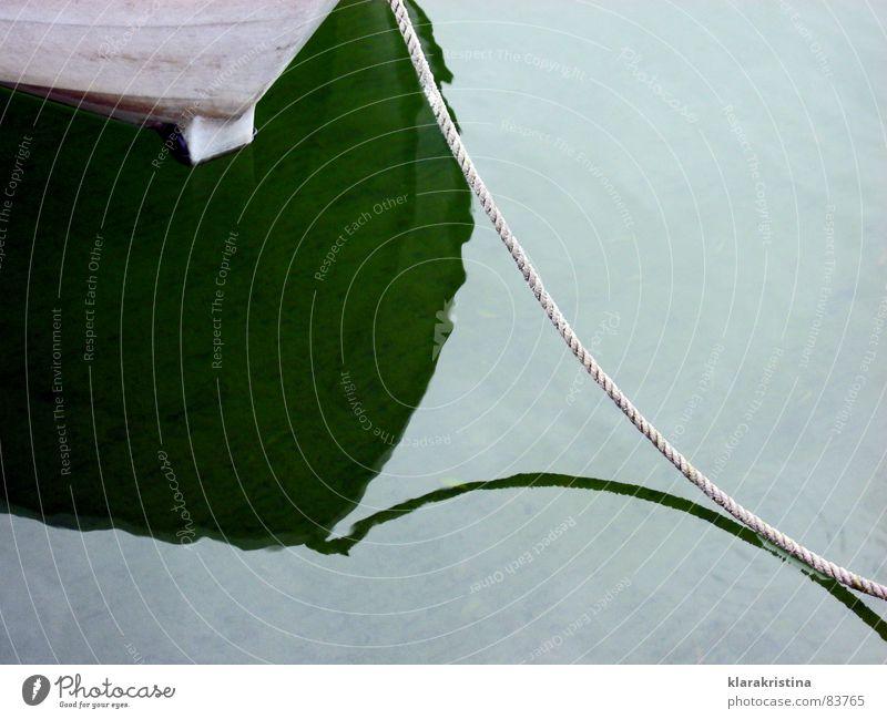 Boot Wasserfahrzeug Spielen boat water ship Seil rope