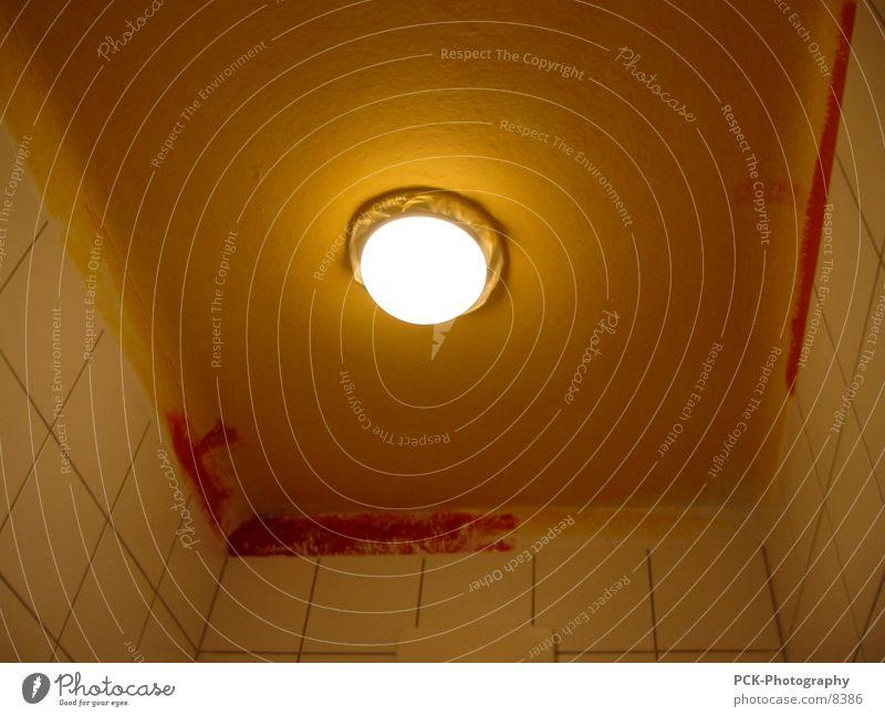abort Deckenbeleuchtung fließen Wand Fototechnik bemahlung