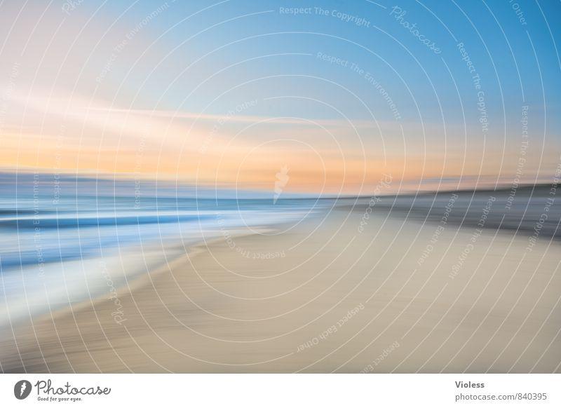 I love DK Ferien & Urlaub & Reisen Abenteuer Ferne Freiheit Sommer Sommerurlaub Sonne Strand Meer Insel Wellen Landschaft Sonnenaufgang Sonnenuntergang