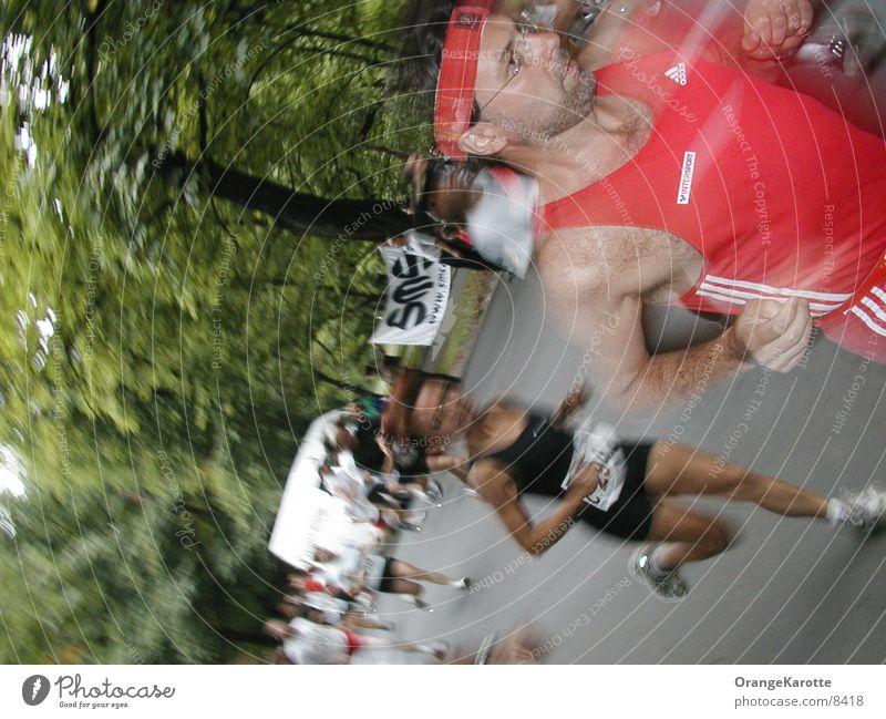 Keep on Running Sport Laufen hält fit -)