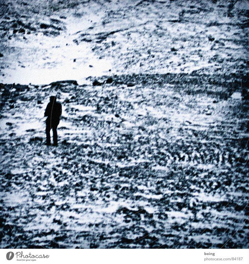 Existenz ist beweisbar Winter Schnee Zufriedenheit Eis gefährlich Show Island Hinweis Norden Vulkan nordisch karg Bruchstück Beweis Antarktis Volksglaube