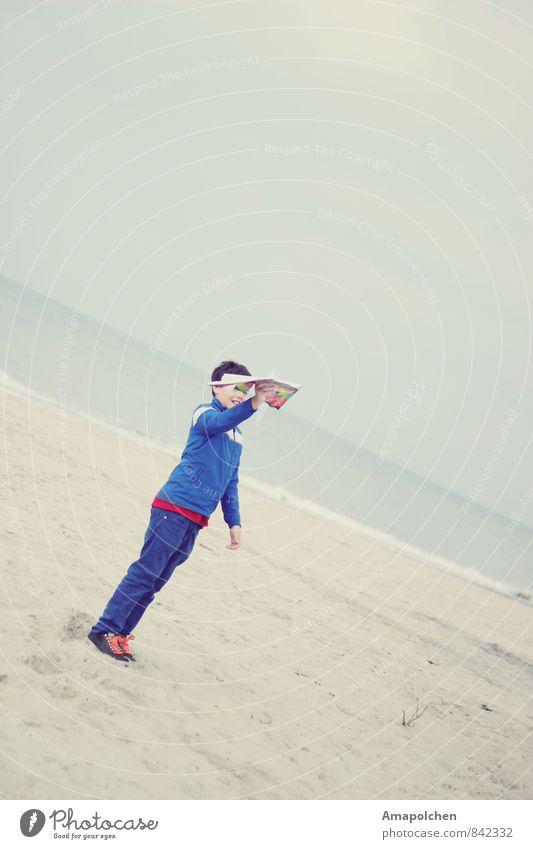 ::14-29:: Ferien & Urlaub & Reisen Tourismus Ausflug Abenteuer Fahrradtour Strand Meer Insel Winter Winterurlaub Sport Kind Junge Kindheit Mensch 8-13 Jahre