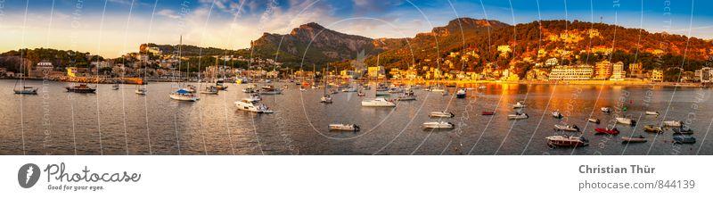 Spanische Bucht Lifestyle Reichtum Wellness harmonisch Wohlgefühl Zufriedenheit Erholung Ferien & Urlaub & Reisen Tourismus Ferne Freiheit Sightseeing