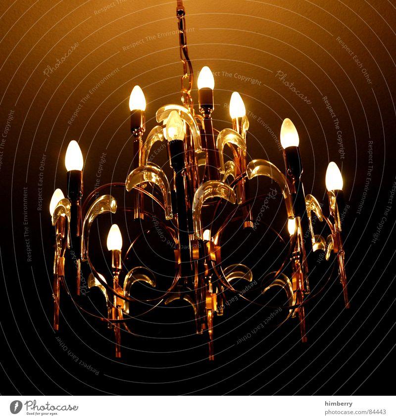 chandelier royal Elektrizität Technik & Technologie Burg oder Schloss Reichtum Möbel Glühbirne Kronleuchter Antiquität prächtig Elektrisches Gerät Leuchtkörper