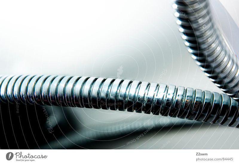 duschschlange Wasser Metall elegant Kabel einfach Spiegel Dusche (Installation) Körperpflege Leitung Schlauch biegen reduzieren schlangenförmig