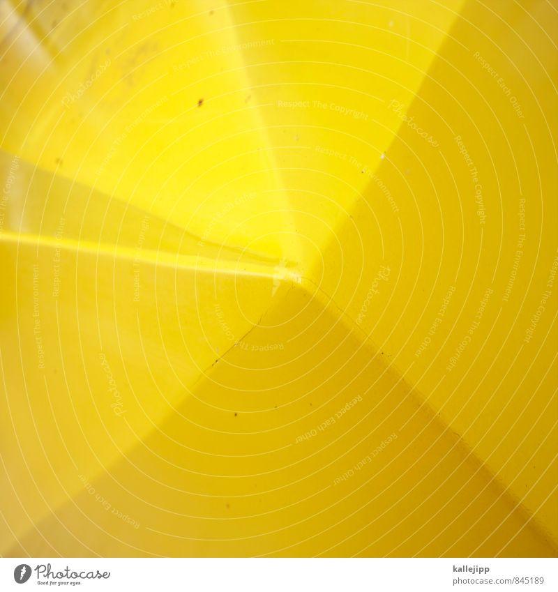 gelb Linie Kunst Design Spitze eckig Geometrie