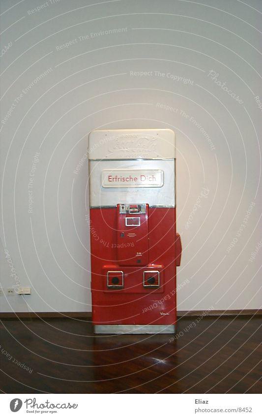 erfrischung Automat Getränkeautomat