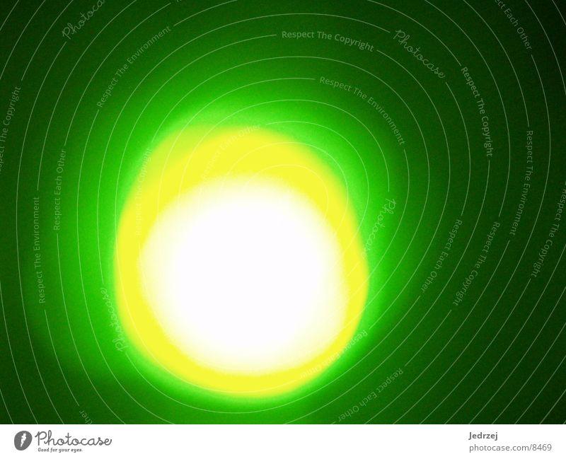 Licht-grüngelbweiß hell Fototechnik
