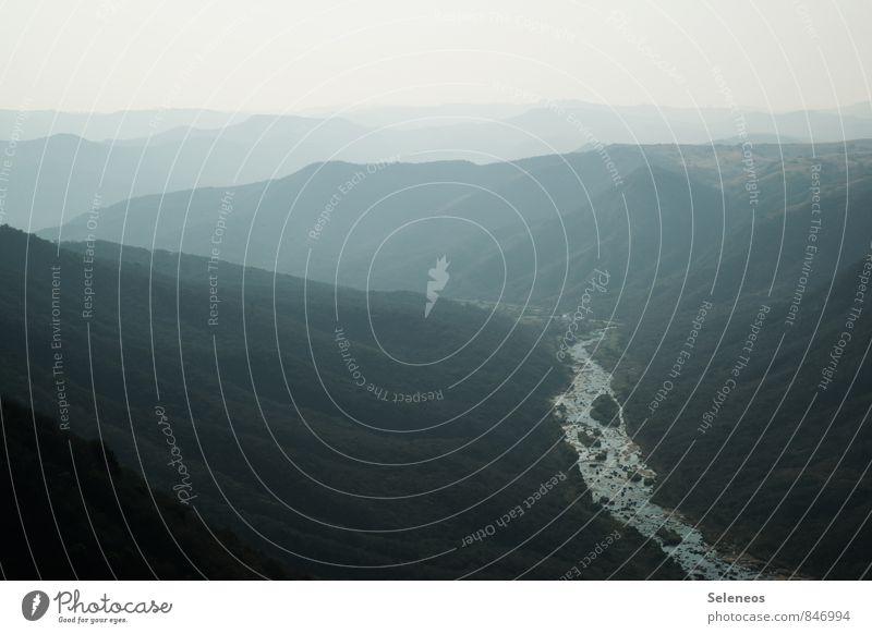 steter Tropfen Himmel Natur Ferien & Urlaub & Reisen Landschaft Ferne Umwelt Berge u. Gebirge natürlich Freiheit Horizont Felsen Tourismus Ausflug Abenteuer
